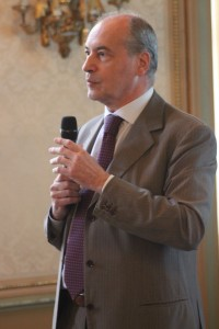 Guido Repetto, AD del Gruppo Elah Dufour Novi
