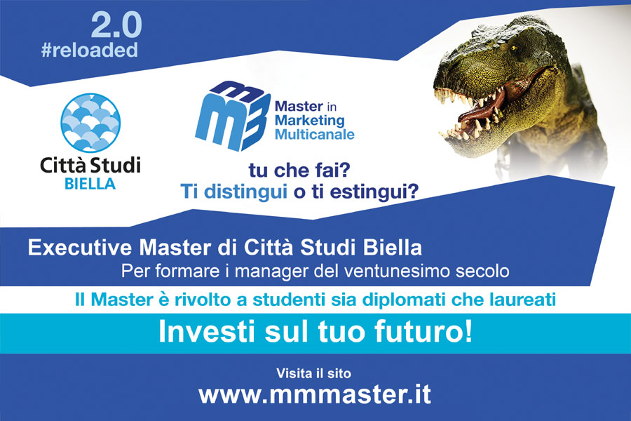 A Biella si diventa Manager del Marketing Multicanale