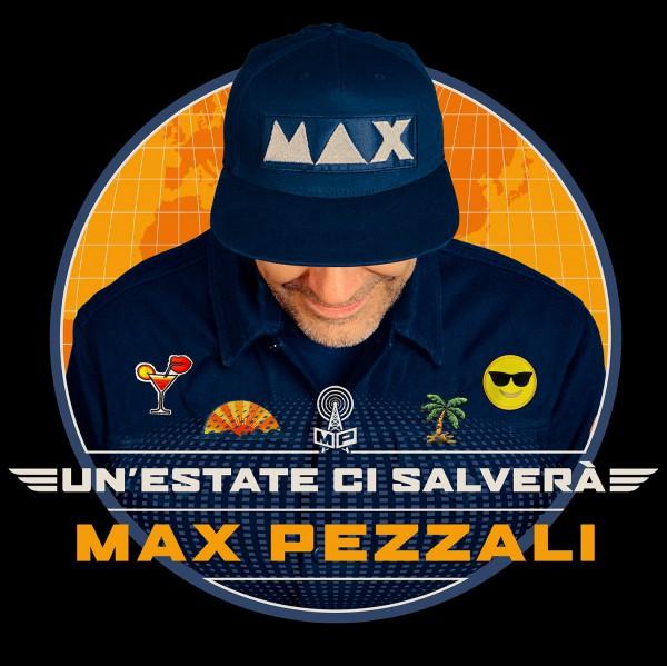 """""""Un'estate ci salverà"""" il nuovo singolo per l'estate di Max Pezzali"""
