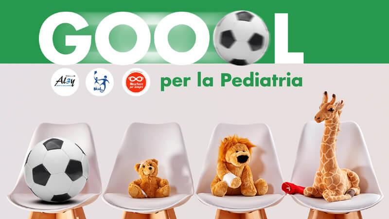 La Nazionale Cantanti a Vercelli per il reparto pediatria