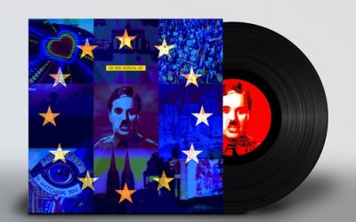 "U2, cover e tracklist di ""The Europa EP"""